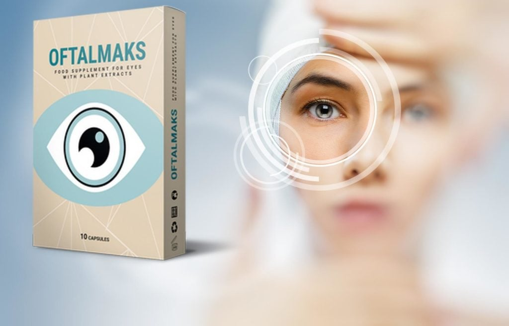 Oftalmaks for eyes