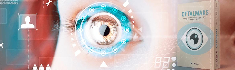 Oftalmaks za vraćanje vida