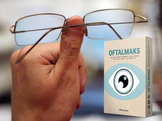 OftalMaks pro obnovení vidění