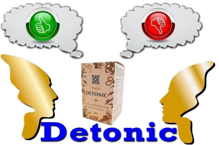 Reviews on the use of the drug Detonic