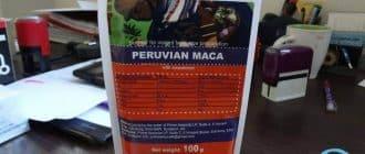 Peruvian Maca die Potenz zu verbessern und starken Erektion