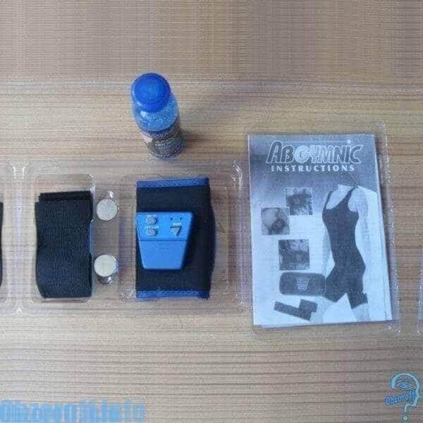 Myostimulator Ausrüstung AB Gymnic