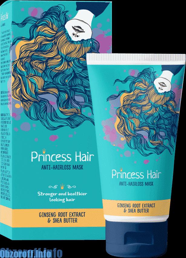Princess Hair für schnelles Haar- und Bartwachstum Deutschland