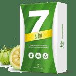 7-Slim წონის დაკარგვისთვის: მონოდოზა 7 წონა დაკლებისთვის