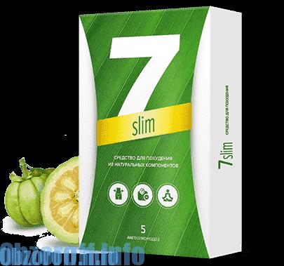 7-Slim pentru pierderea în greutate