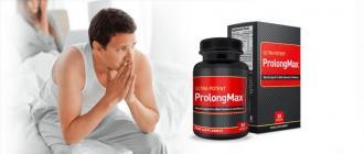 ProlongMax per aumentare la potenza e migliorare le erezioni