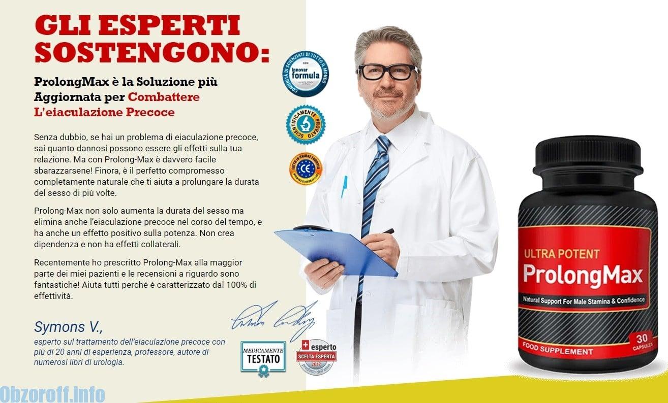 Parere urologo di ProlongMax