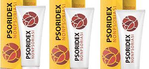 Psoridex крем за бързо лечение на псориазис