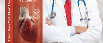 Capsules Recardio: Leczenie nadciśnienia tętniczego – cena w Polsce