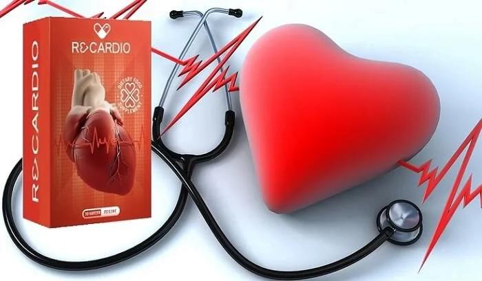 kapsulRecardio melebarkan saluran darah dan menurunkan tekanan darah