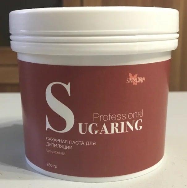 Sandra Sugaring Pasta