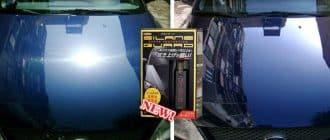 Silane Guard Wilson – protecteur de verre liquide pour tuning de voiture