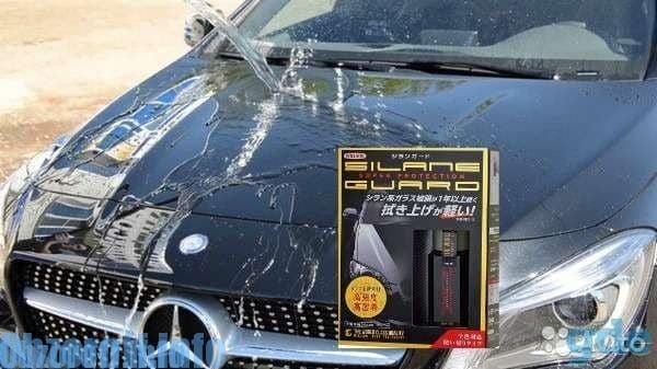 Silane Guard Wilson védő folyékony üveg automobil tuningolásához