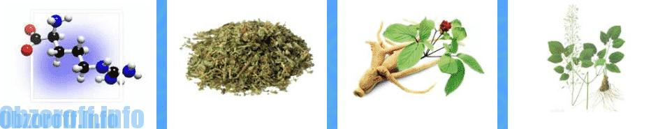 Skład Zevs i wpływ jego składników