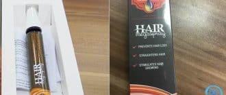 Hair Megaspray na pampatubo at pampasigla ng buhok