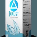 Dialist շաքարախտի համար `դեղամիջոցի նկարագրությունը, կազմը և ակնարկները