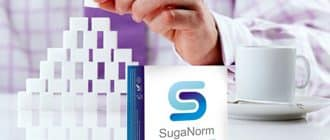 Kapsule přípravku SugaNorm pro léčbu diabetes mellitus