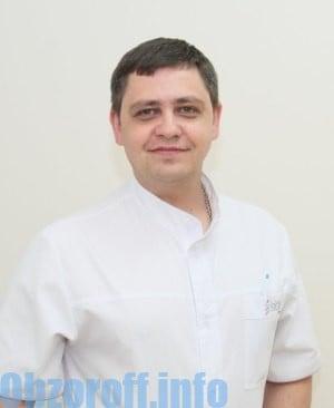 Доктор Новицюк Дмитрий Федорович
