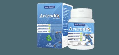 Artrodex სახსრების დაავადებებისა და ტკივილის შესამსუბუქებლად