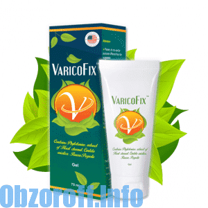 Varicofix gel