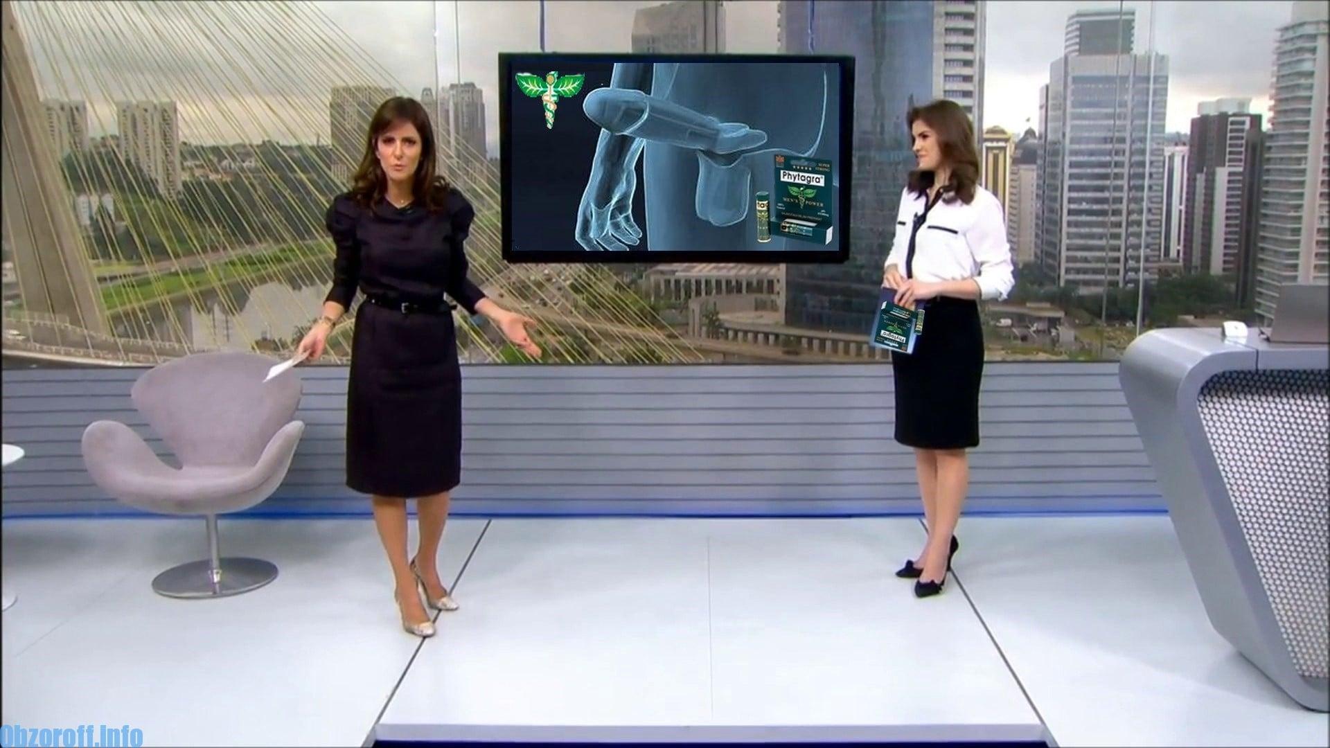 Lek Phytagra za tretman impotencije na televiziji