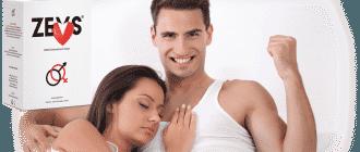 Kvapky Zevs na zlepšenie erekcie a obnovenie potencie