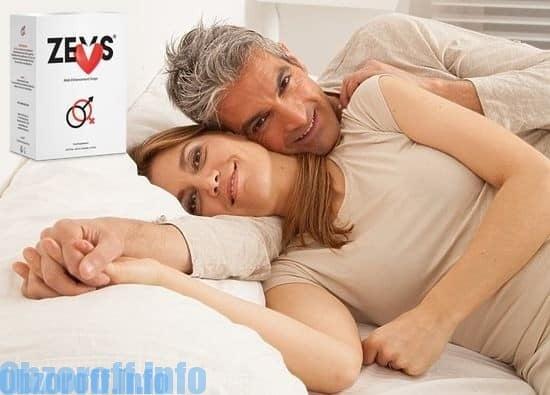 Krople Zevs zmniejszają erekcję i leczyć impotencję
