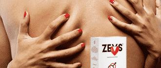 Zevs Gocce per migliorare l'erezione e ripristinare la potenza
