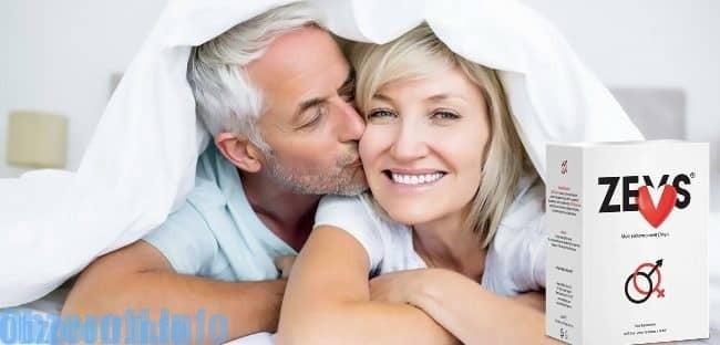 Zevsgocce per migliorare l'erezione e curare l'impotenza